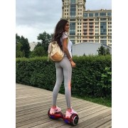 Электро самокат Гироскутер Smart Balance Wheel, новый и модный (Черный)