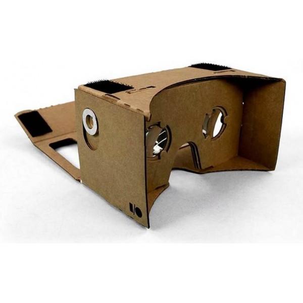 Шлем виртуальной реальности для смартфона своими руками