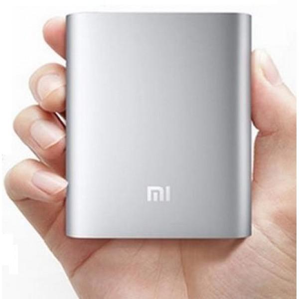 Универсальный внешний аккумулятор Xiaomi Mi Power Bank Powerbank 5200 mah, 1 USB (Серебро)