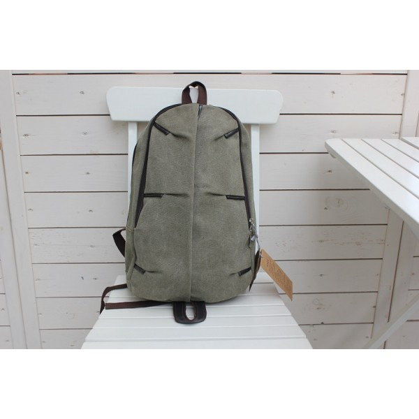 Стильный компактный рюкзак (серый)