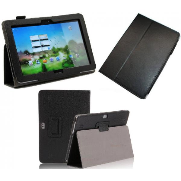 Чехол книжка для планшета Huawei MediaPad 10 Link+, Link, FHD (Черный)