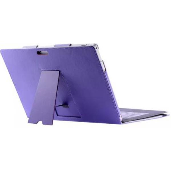 Чехол книжка для планшета Microsoft Surface Pro 3 (Фиолетовый)