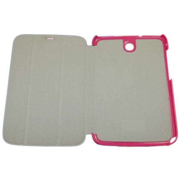 Чехол книжка Smart Cover для планшета Samsung Galaxy Note 8.0 N5100. N5110 (Розовый)