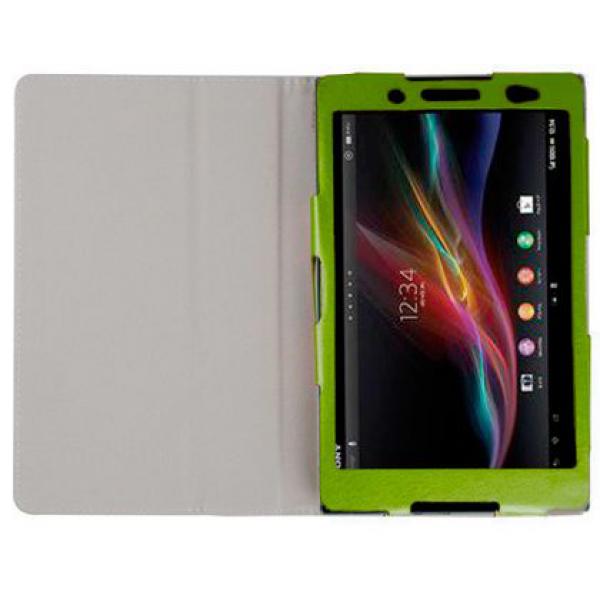 Чехол книжка для планшета Sony Z3 Tablet Compact (Зеленый)