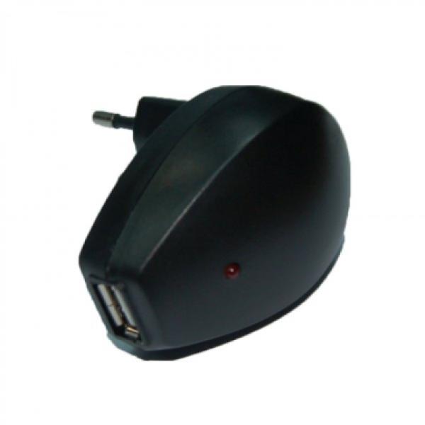 Сетевое зарядное устройство USB 220V 0,5А
