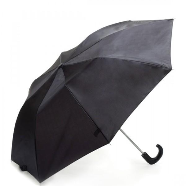 Зонт складной (Черный)