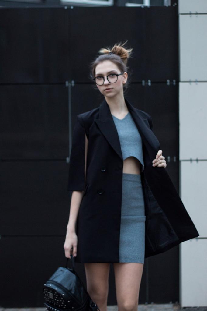 Стильное платье модель 7