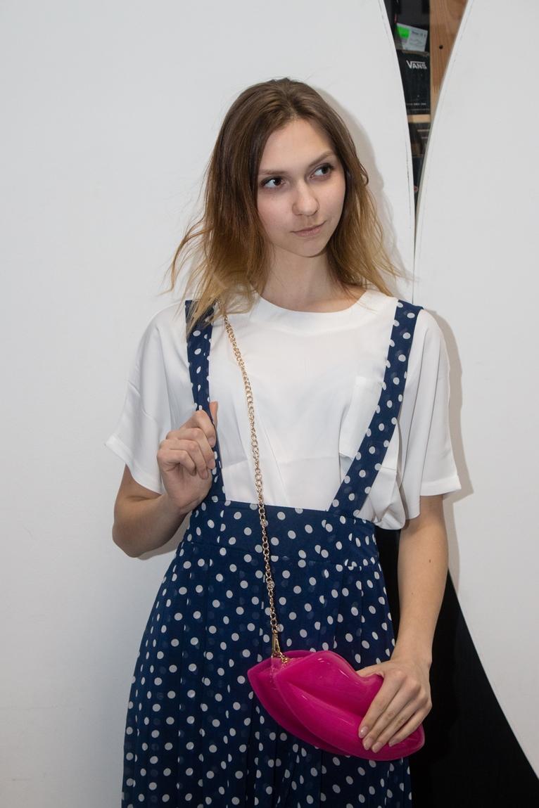 Стильное платье модель 9