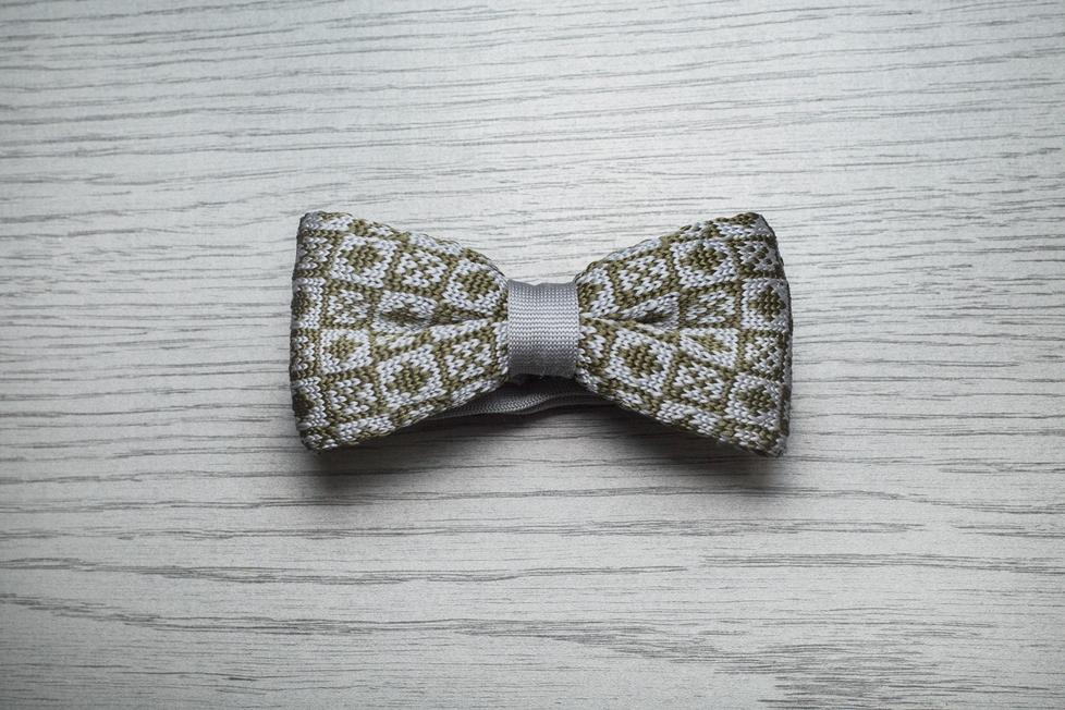 Мужской галстук-бабочка модель №3