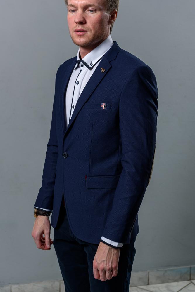 Стильный мужской пиджак модель 3