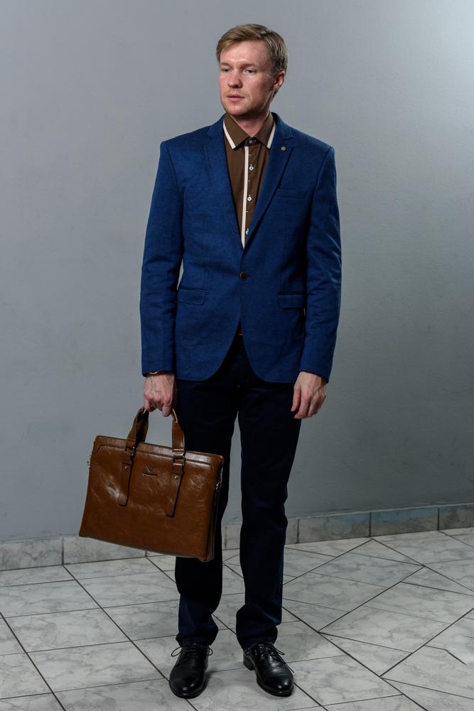 Стильный мужской пиджак модель 5