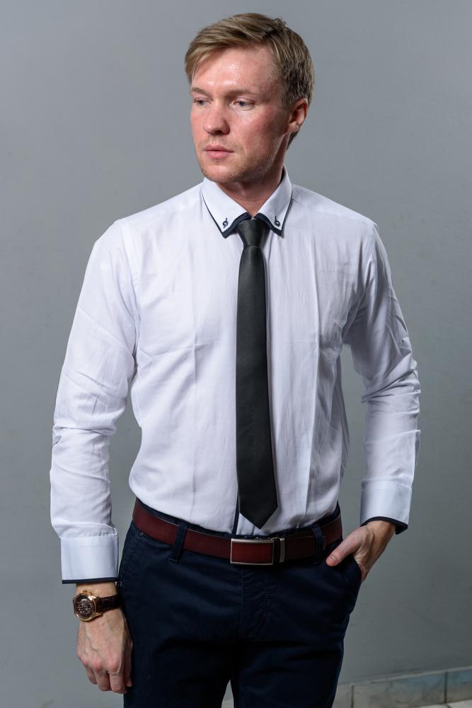 Стильная мужская рубашка модель 2