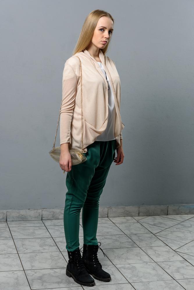 Стильная женская кофта модель 3