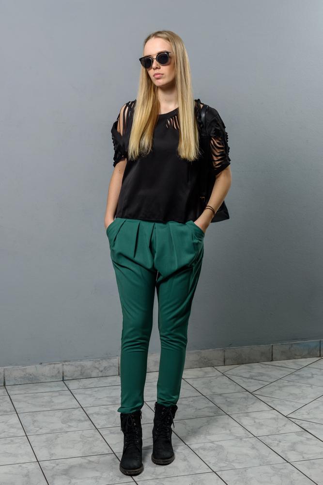 Стильная женская рубашка модель 2