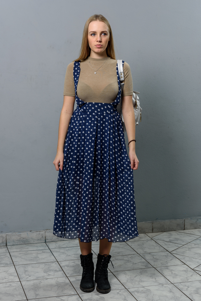 Стильная юбка модель 4
