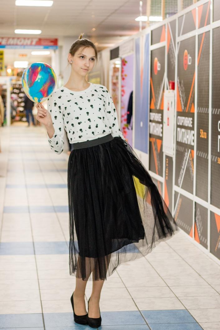 Стильная юбка модель 7